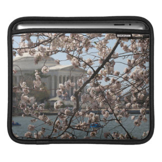 The Cherry Blossoms In Bloom In Washington DC Sleeves For iPads