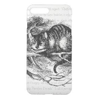 The Cheshire Cat  {{ alice in wonderland }} iPhone 8 Plus/7 Plus Case