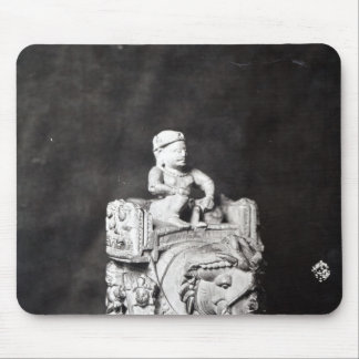 The Chessboard of Charlemagne Mouse Pads