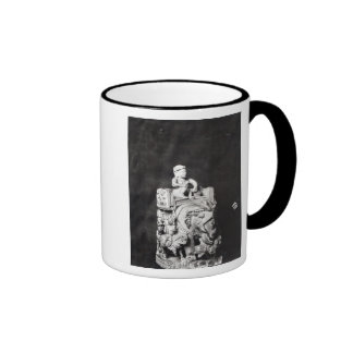 The Chessboard of Charlemagne' Ringer Coffee Mug