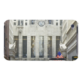 'The Chicago Board of Trade, Chicago, Illinois' iPod Case-Mate Cases