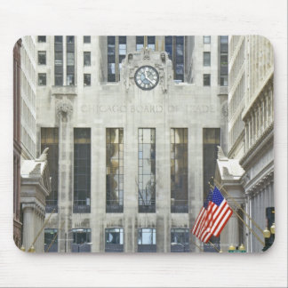 'The Chicago Board of Trade, Chicago, Illinois' Mouse Mat