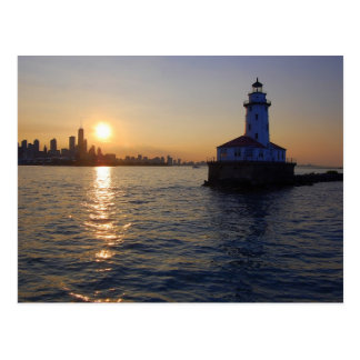 The Chicago Lighthouse Postcard