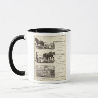 The Chicago Scraper and Ditcher Mug
