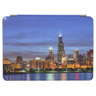 The Chicago skyline from the Adler Planetarium iPad Air Cover