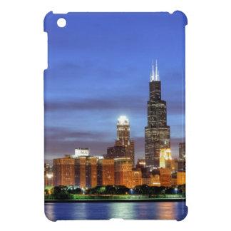 The Chicago skyline from the Adler Planetarium iPad Mini Cover
