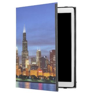 "The Chicago skyline from the Adler Planetarium iPad Pro 12.9"" Case"