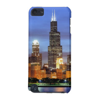 The Chicago skyline from the Adler Planetarium iPod Touch 5G Covers