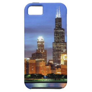 The Chicago skyline from the Adler Planetarium Tough iPhone 5 Case