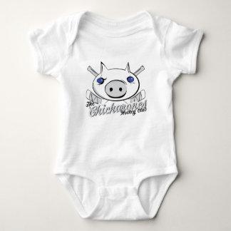 The Chicharones Baby Bodysuit