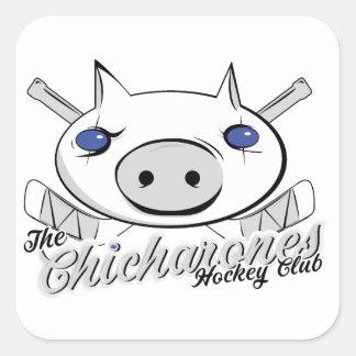 The Chicharones Square Sticker