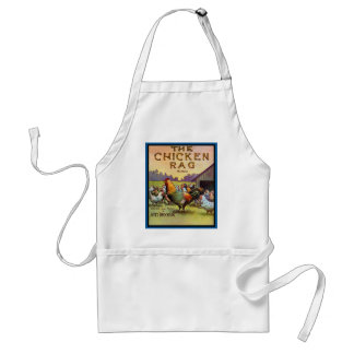 The Chicken Rag Adult Apron