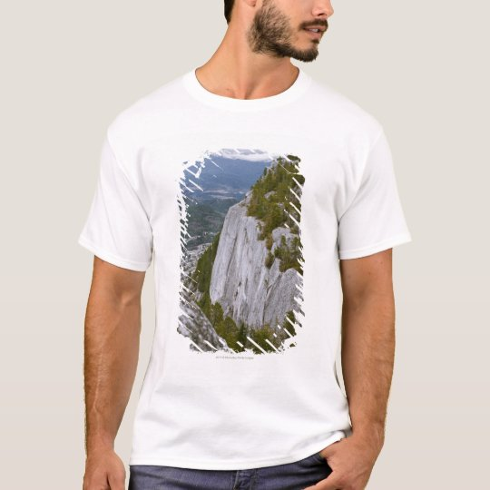 "The ""Chief"" Arial View in Squamish T-Shirt"