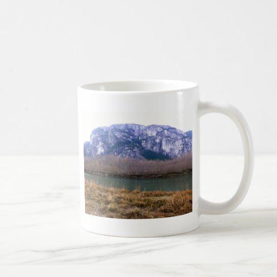 The chief, Squamish BC, Canada Coffee Mug
