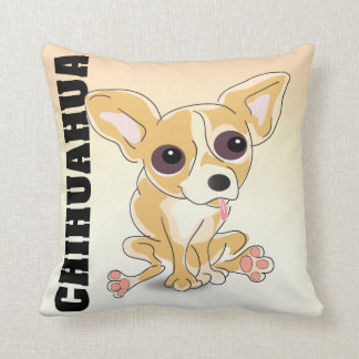 The Chihuahua Pillow