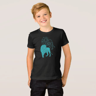 The child & A lion T-Shirt