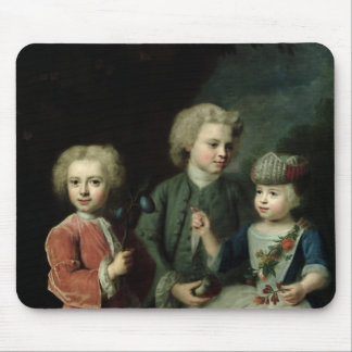 The Children of Councillor Barthold Mouse Mat