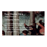The Children'S Games Detail By Bruegel D. Ä. Piete Double-Sided Standard Business Cards (Pack Of 100)
