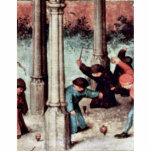 The Children'S Games Detail By Bruegel D. Ä. Piete Photo Cutout