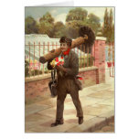 The Chimney Sweep Greeting Card