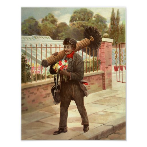 The Chimney Sweep Poster