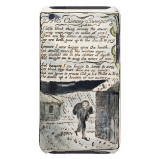 'The Chimney Sweeper', plate 41 (Bentley 37) from iPod Touch Case-Mate Case