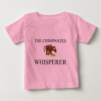 The Chimpanzee Whisperer Baby T-Shirt