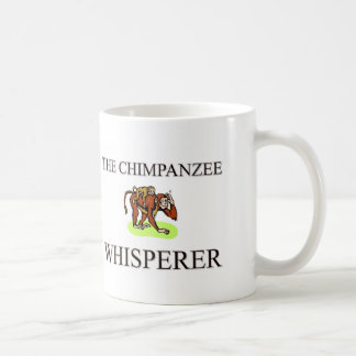 The Chimpanzee Whisperer Mugs