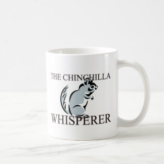 The Chinchilla Whisperer Coffee Mug