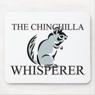 The Chinchilla Whisperer Mouse Mat