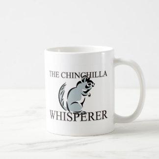 The Chinchilla Whisperer Mug