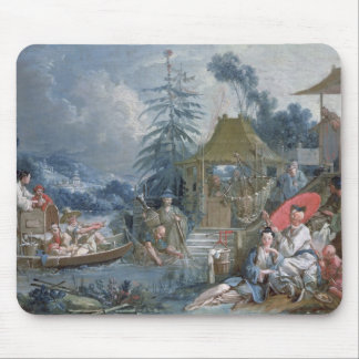 The Chinese Fishermen, c.1742 Mouse Pad