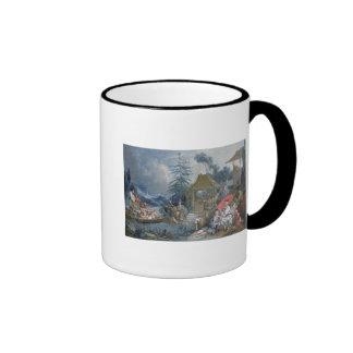 The Chinese Fishermen, c.1742 Mugs