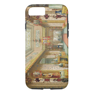 The Chinese Gallery, from 'Views of the Royal Pavi iPhone 8/7 Case