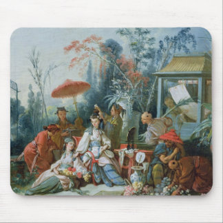 The Chinese Garden, c.1742 Mouse Pad