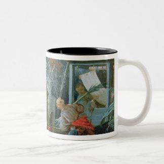 The Chinese Garden, c.1742 Mug