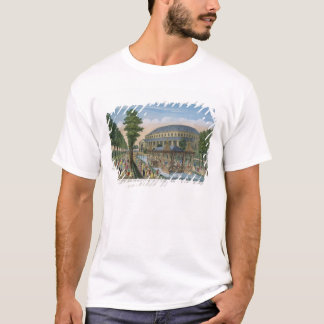 The Chinese House, the Rotunda and the Company in T-Shirt