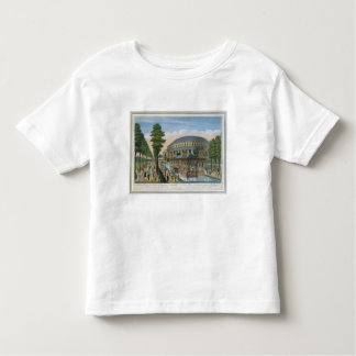 The Chinese House, the Rotunda and the Company in T Shirts