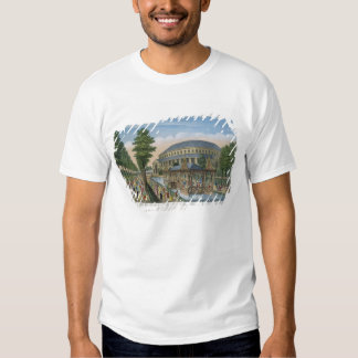 The Chinese House, the Rotunda and the Company in Tshirt