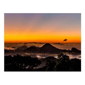 The Chinese Pavilion, Rio De Janeiro, Brasil Postcard