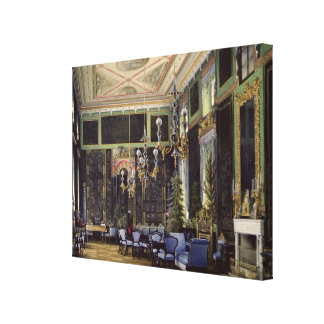 The Chinese Room in the Great Palais Canvas Print