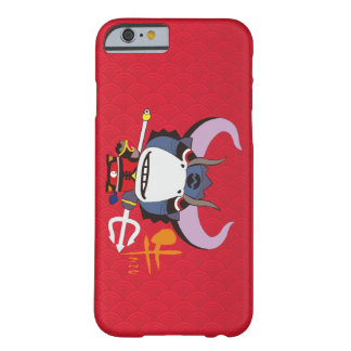 The Chinese Style design for the Year of Cow Barely There iPhone 6 Case