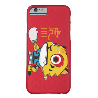 The Chinese Style design for the Year of Tiger Barely There iPhone 6 Case