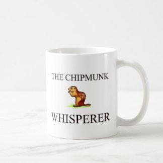 The Chipmunk Whisperer Coffee Mug
