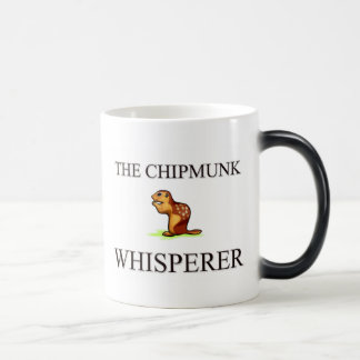 The Chipmunk Whisperer Coffee Mugs