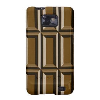 The Chocolate Bar Case Samsung Galaxy SII Cover