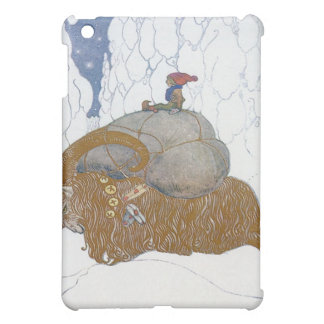 The Christmas Goat  Julbok by John Bauer iPad Mini Case