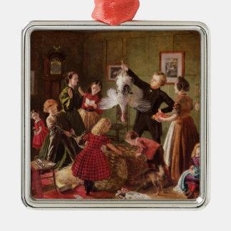 The Christmas Hamper Christmas Ornament