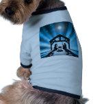 The Christmas Nativity Pet Tee Shirt