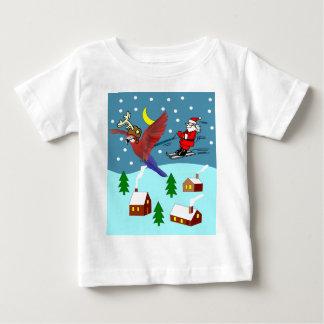 the Christmas Parrot Tshirt